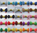 20 yards/Lot  2mm Many Color Rattail Satin Cord Chinese Knot Beading Cord Nylon Spool