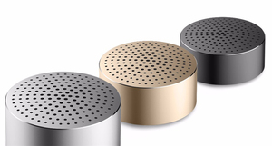 Image 5 - Original Xiaomi Bluetooth Metal Speaker Wireless Mini Stereo Portable Wireless Aux in Handsfree Mp3 Music Player Call for phone
