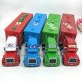 Pixar Cars 2 Mack Truck #43 #86 #95 el Rey F1 Diecast Tío Mack Aleación del Metal del coche Modelo de Juguete para Niños Regalos de Navidad