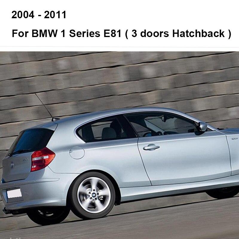 REFRESH Щетки стеклоочистителя для BMW 1 серии E81 E82 E87 E88 F20 F21 116i 118i 120i 125i 128i 130i 135i 135is* 116d 118d 120d 123d - Цвет: 2004 - 2011 ( E81 )