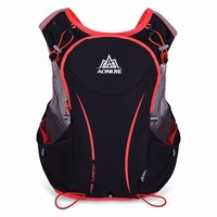 AONIJIE Men Women Lightweight Trail Running Backpack Outdoor Sports Hiking Racing Bag With Optional Hydration Water