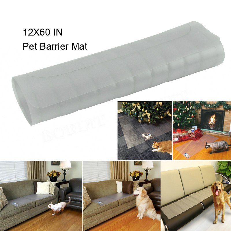 Pet Training Carpet Electrostatic Isolation Blanket Pet Training Supplies Prevent Furniture Damage Pet Cat Dog Barrier
