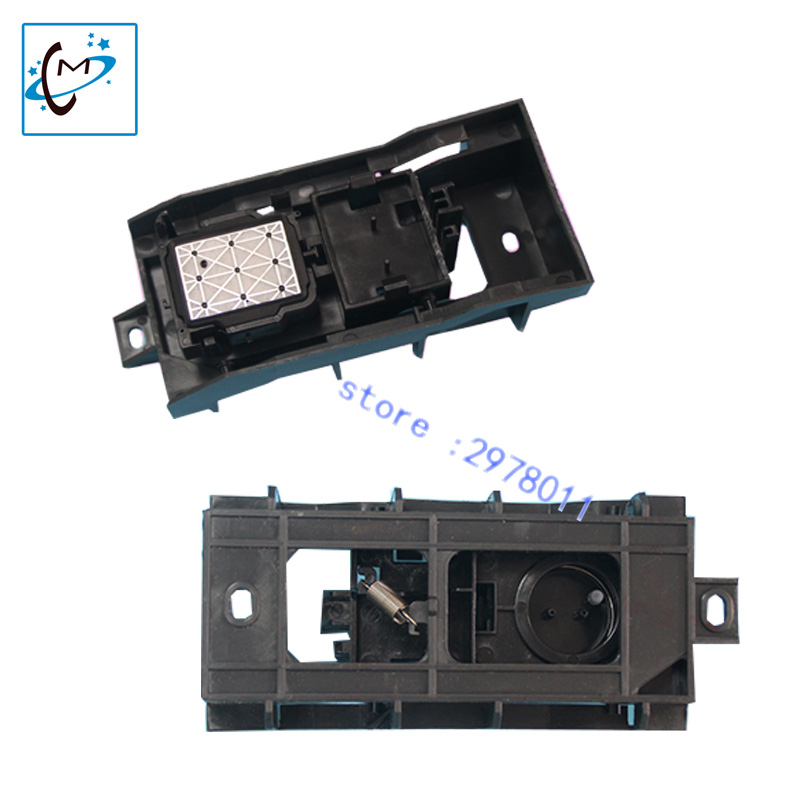 high quality yongli piezo photo printer sheet capping station assembly for dx5 head cap top assembly aifa printer machine hot sale dx5 head solvent sheet capping assembly cleaning unit for mutoh 1604e 1604 900c piezo photo printer ink stack part