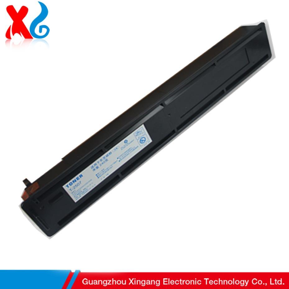 все цены на XG 2Pcs Japan BK T-2309C Toner Cartridge for Toshiba E-Studio 2303A 2303AM 2803AM 2309A 2809A High Quality Copier Parts онлайн