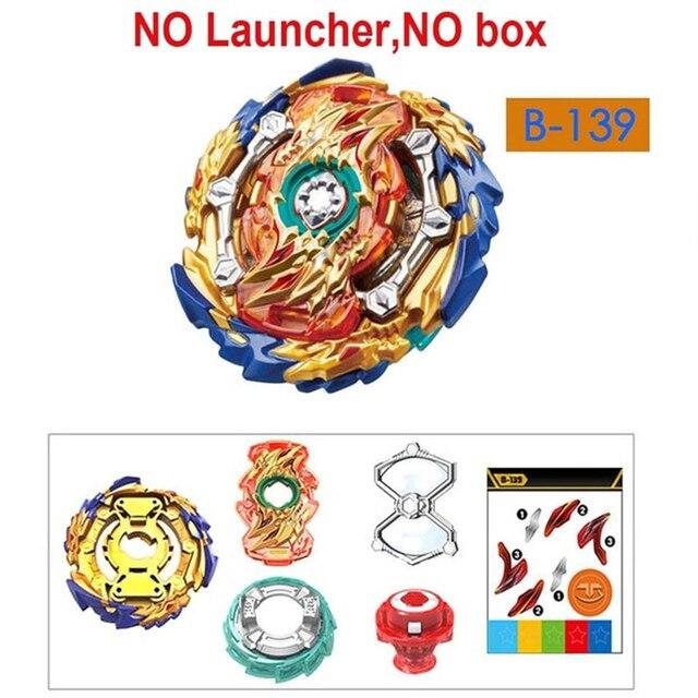 Takara Tomy Tops Burst Launchers Bey Bay Burst Gt Toys B-145 B144 Toupie Metal Fusion God Blade Blades Toy