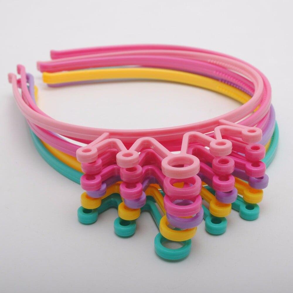 6PCS//lot Cute Baby Girl Hairband kids Headwear Rabbit Ear Headband Headwear