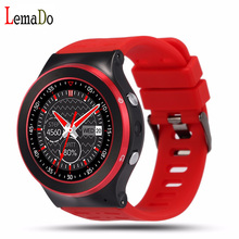 Gps wifi smart watchฟรีสไตล์การแสดงผลนาฬิกาs99สมาร์ทนาฬิกา5.0เมตรHDกล้องBluetooth4.0 MTK 6580 Quad-core PK LF16 LEM5