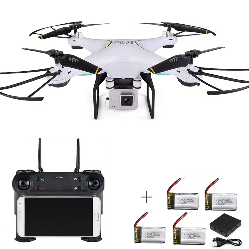 Wifi Selfie Drone Rc Drone With Camera Fpv Quadcopter Auto Return Rc Helicopter Remote Control Toys For Children Quadrocopter Квадрокоптер