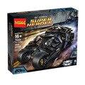 2016 nuevo batman superhéroes decool 1869 unids 7111 compatible el vaso carro joker bloques de construcción de juguete serie boy