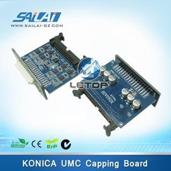 High Quality!!konica umc board head connector for konica 512 printhead printer