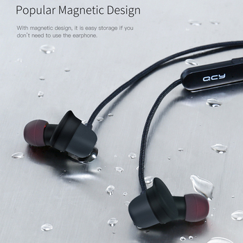 IPX5-rated Sweatproof Bluetooth Headphone with microphone - QY20 2