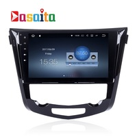 Quad Core Android 4 4 4 Audio GPS For Nissan X Trail Qashqai 2014 2015 Stereo