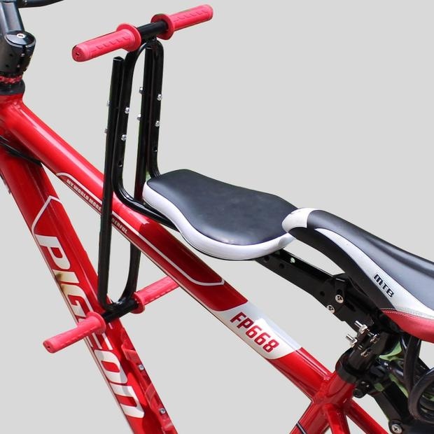 cool price Safe protect Front bicycle saddle mountain bike electric folding chairs bicycle kids child seat