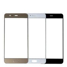 10 шт Передняя сенсорная стеклянная внешняя стеклянная линза для Huawei Ascend P10 plus(без сенсорного экрана)+ Инструменты