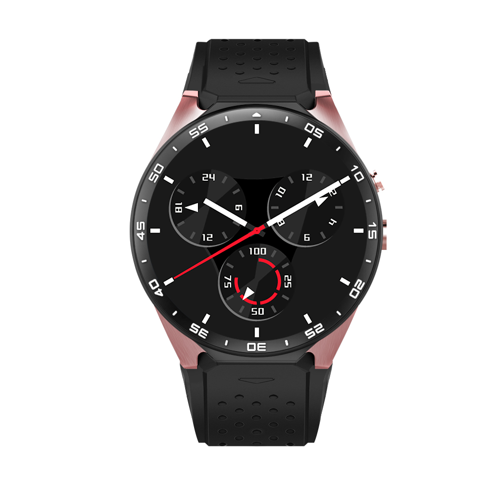 KW88 smart watch Android 5.1 OS 1.39 inch Amoled Screen 3G wifi Smartwatch Phone MTK6580 GPS Gravity Sensor Pedometer songku bluetooth4 0 3g wifi qw09 android smart watch real pedometer sim card call wrist wear anti lost smartwatch phone