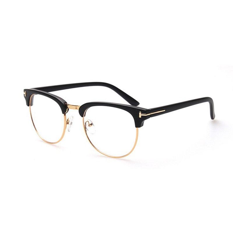 new brand designer men women glasses frames vintage woman fashion glasses frame men classic eyeglasses frames