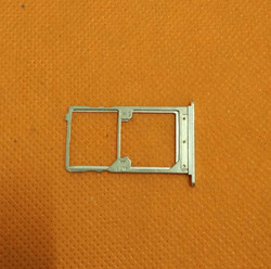 Original Sim Card Holder Tray Card Slot for Umi Max MTK6755M Octa Core 5.5inch FHD Free shipping