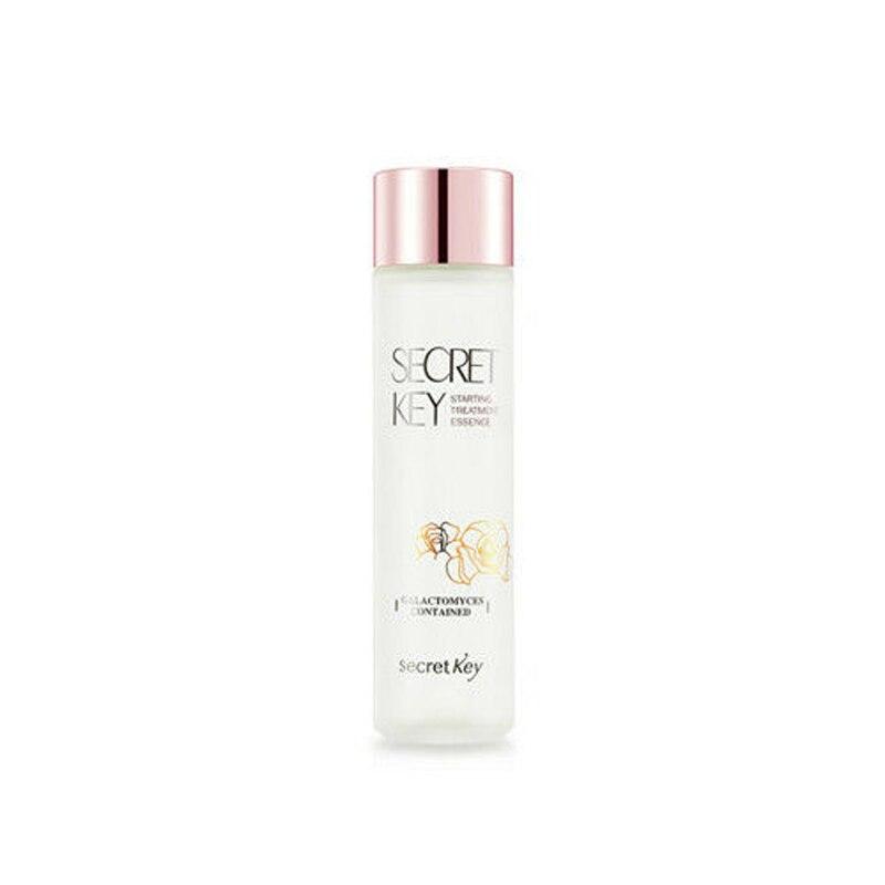 SECRET KEY Starting Treatment Essence Rose Edition 150ml Moisturizing Facial Serum Whitening Firming Essence Korea Cosmetics