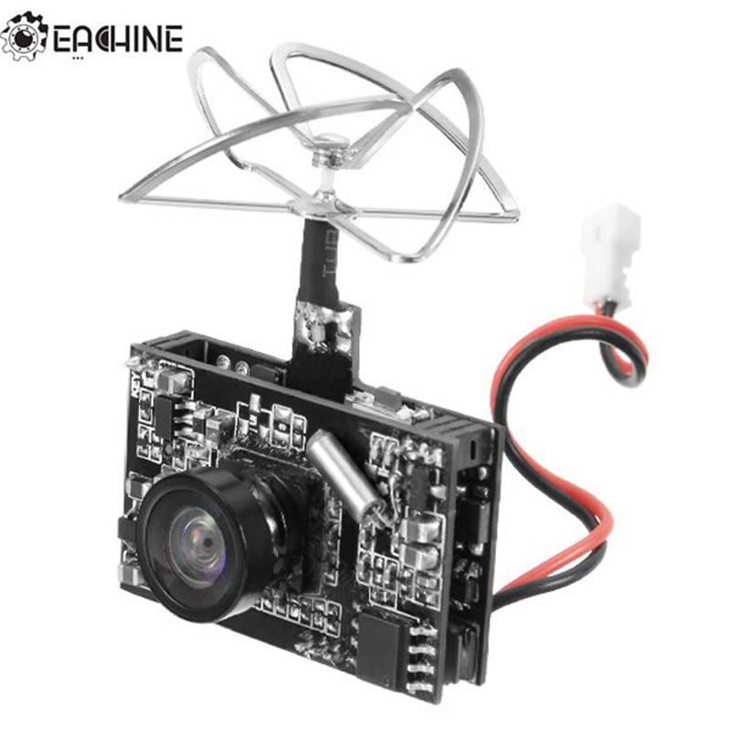 Neueste Eachine DVR03 DVR AIO 5,8G 72CH 0/25 mW/50 mW/200 mW Umschaltbar VTX 520TVL 1/4 Cmos FPV Kamera