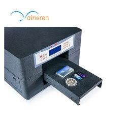 Cyfrowa drukarka A4 UV do etui na telefon pióro karta pcv zdjęcia