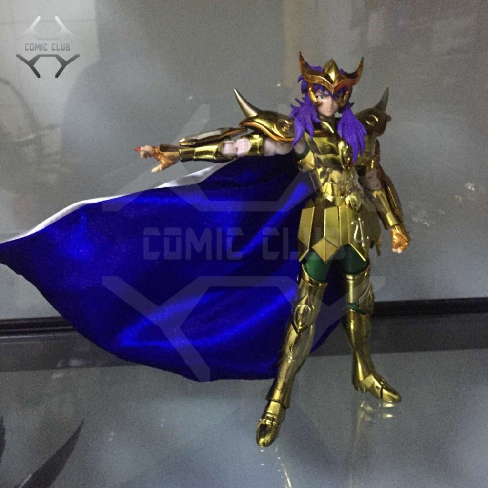 COMIC CLUB gold <font><b>Saint</b></font> <font><b>Seiya</b></font> EX <font><b>cloth</b></font> <font><b>myth</b></font> hades Gemini virgo leo Scorpio <font><b>Aquarius</b></font> Taurus Cancer Cloak image