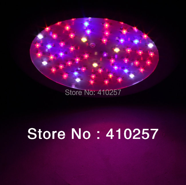 New generation UFO Led grow light 180W built With 60pcs 3W leds for greenhouse lighting dropshipping