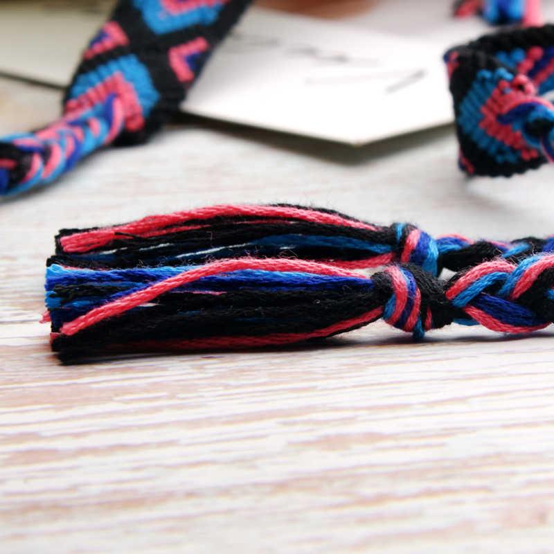 MẶT TRĂNG CÔ GÁI Boho Đầm Vòng Tay Thời Trang Vỏ Bọc Vintage Cowrie Dệt Thủ Công Sang Trọng Bé Gái Pulseras Femme Trang Sức Dropshipping