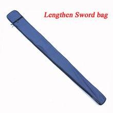 Sac à épée de Tai Chi, sacoche longue miao, sac à épée large