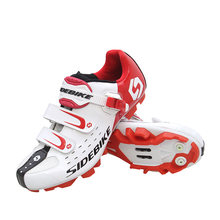 Ultralight Road Bike Cycling Shoes Mens Professional Racing Team Self-lokcing Athletic Bicycle Shoes(China)