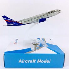 Display Airbus 1:400 Aircraft