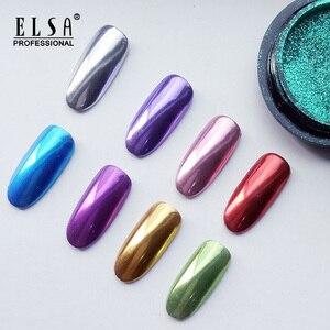 ELSA Super Shine Nail Glitters