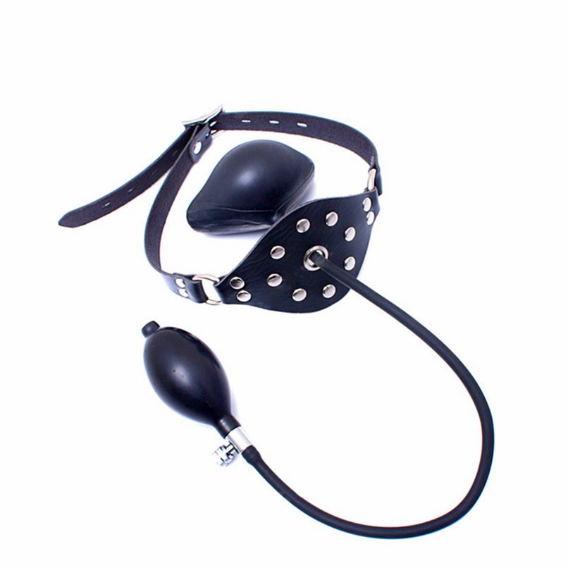 <font><b>Sex</b></font> <font><b>Tools</b></font> For Sale Inflatable Ball Gag Mouth Gag Leather Harness <font><b>Sex</b></font> <font><b>Products</b></font> BDSM Bondage <font><b>Adult</b></font> <font><b>Sex</b></font> Game <font><b>Tools</b></font> For Couples. image