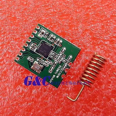 5PCS CC1101 wireless module Long Distance Transmission Antenna 868MHZ