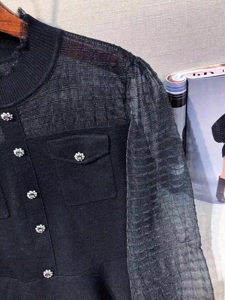 26 Tricoté 12 Rmsx Robe Laine Femmes Printemps Mode 2019 Nouveau w8IAHqzq