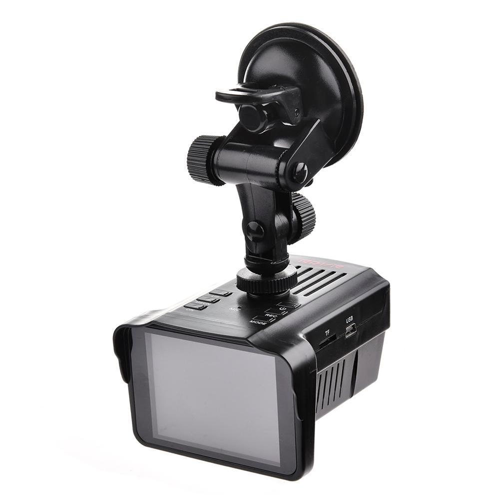 New Car DVR Camera 2 In 1 1080P Moving Speed Radar HD Driving Recorder Car Camera
