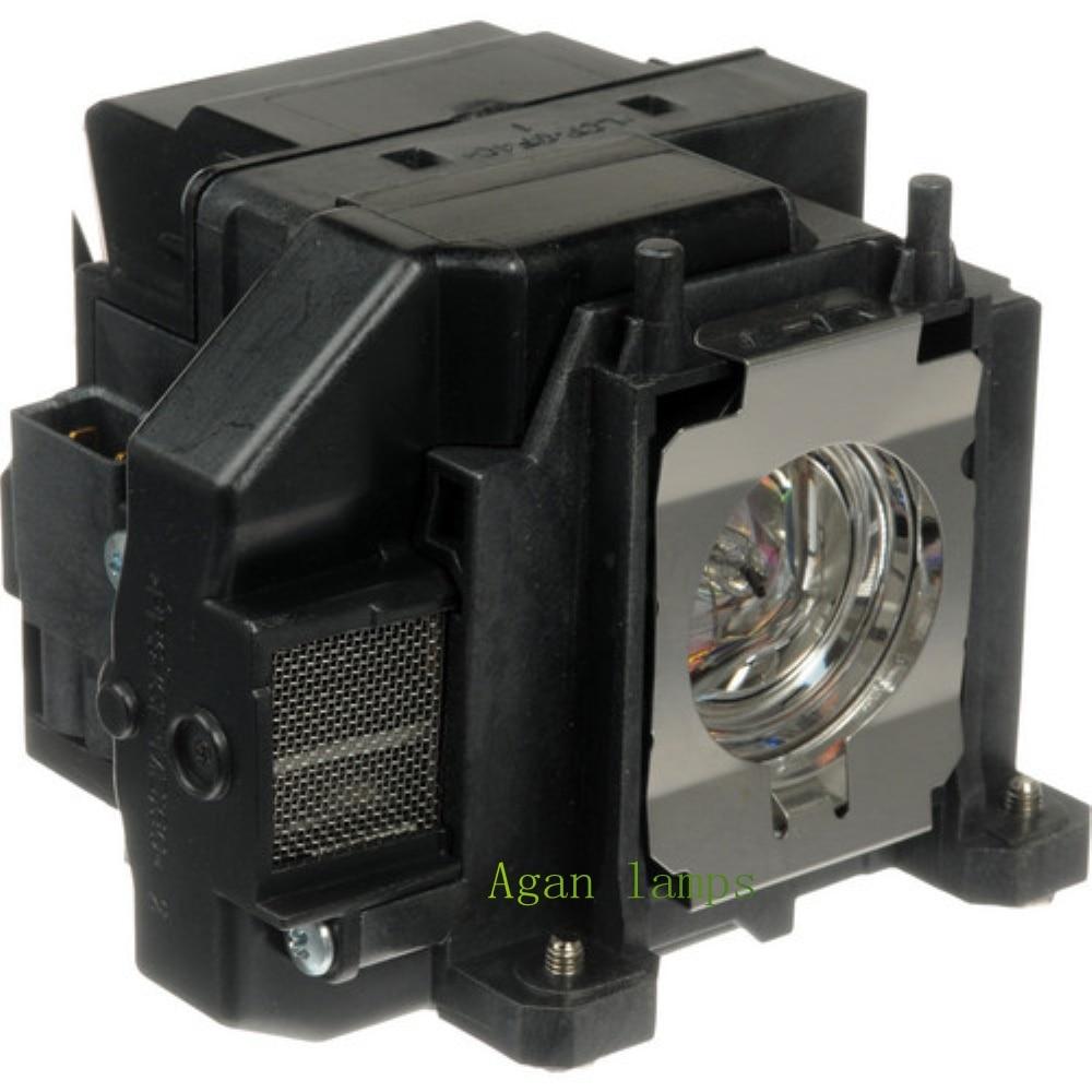 Epson ELPLP67 / V13H010L67 Original Replacement Lamp/bulb for EB-S02,VS320,EB-SXW11,EB-SXW12,EB-X12,EB-X02,EB-W12 Projector проектор epson eb s6 пульт