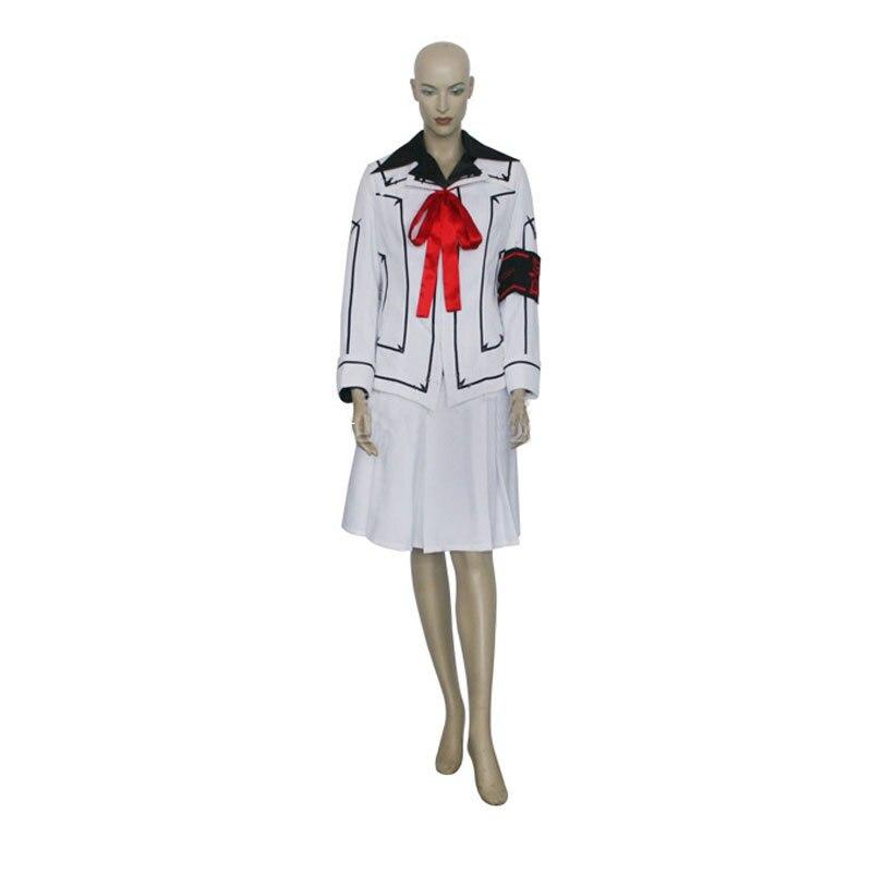 Vampire Knight Night Class Girl Kurosu Yuuki font b Cosplay b font costume for Halloween Christmas