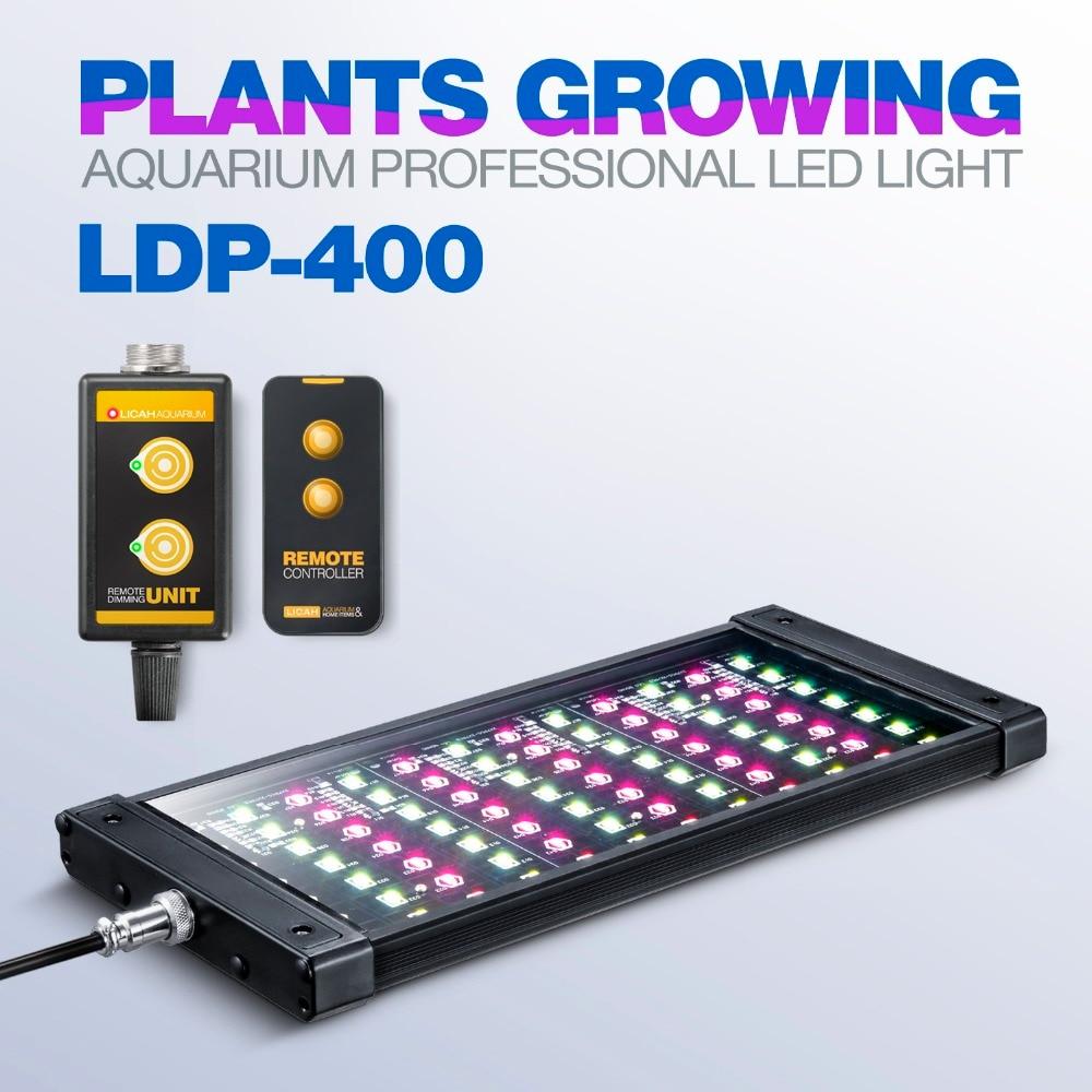 LICAH Fresh Water Aquarium Plant LED LIGHT LDP-400 Free ShppingLICAH Fresh Water Aquarium Plant LED LIGHT LDP-400 Free Shpping