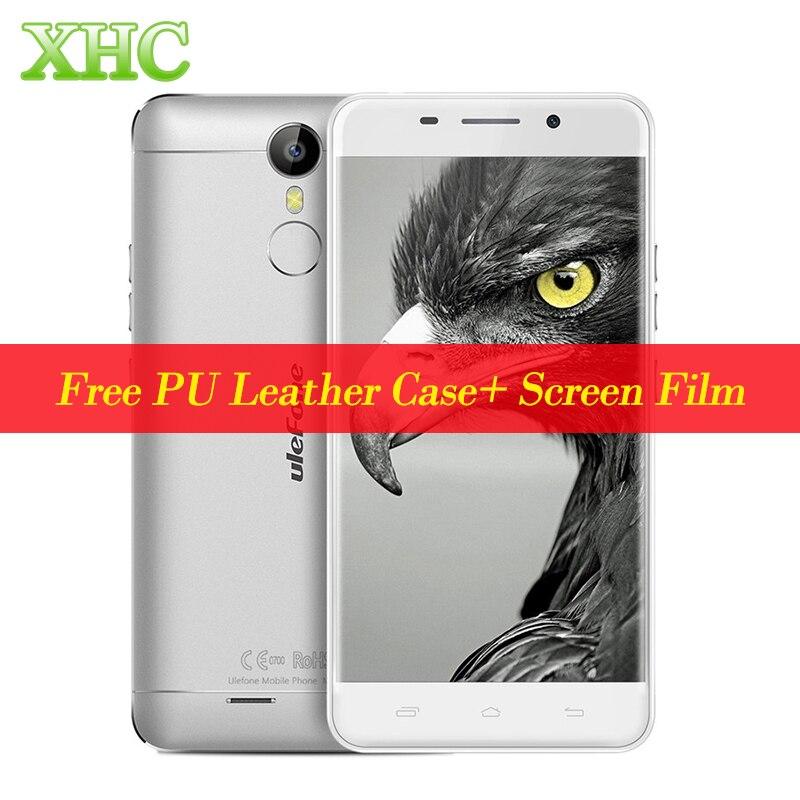 Ulefone Metal LTE 4G Smartphone 3 GB + 16 GB Huella Digital Id 5.0 pulgadas Andr