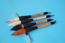 Chinese Pianiting Brush Pen Hopper-shaped Paint Art Stationary Oil Painting Calligraphy