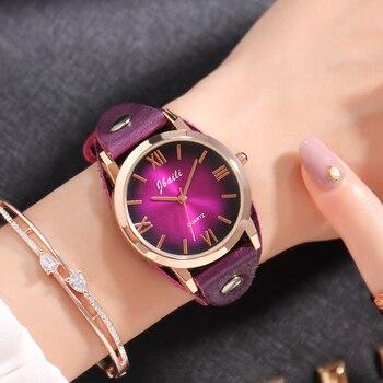цена reloj mujer 2020 women watch top luxury brand female clock wrist watches leather quartz women hours hodinky relogio masculino онлайн в 2017 году