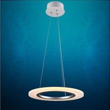 Завод точек! ультра-низкие цены! однооборотный 30 см-продаж, AC90-265V, акриловые люстра, подвесной светильник led