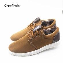 Cresfimix zapatos hombre male plus size casual spring & autumn shoes men cool street comfortable shoes man's fashion shoes