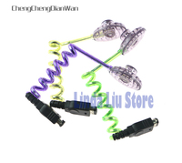 ChengChengDianWan 10pcs 30pcs WORM LIGHT LED Illumination for Nintendo GBA Gameboy Advance GBA SP
