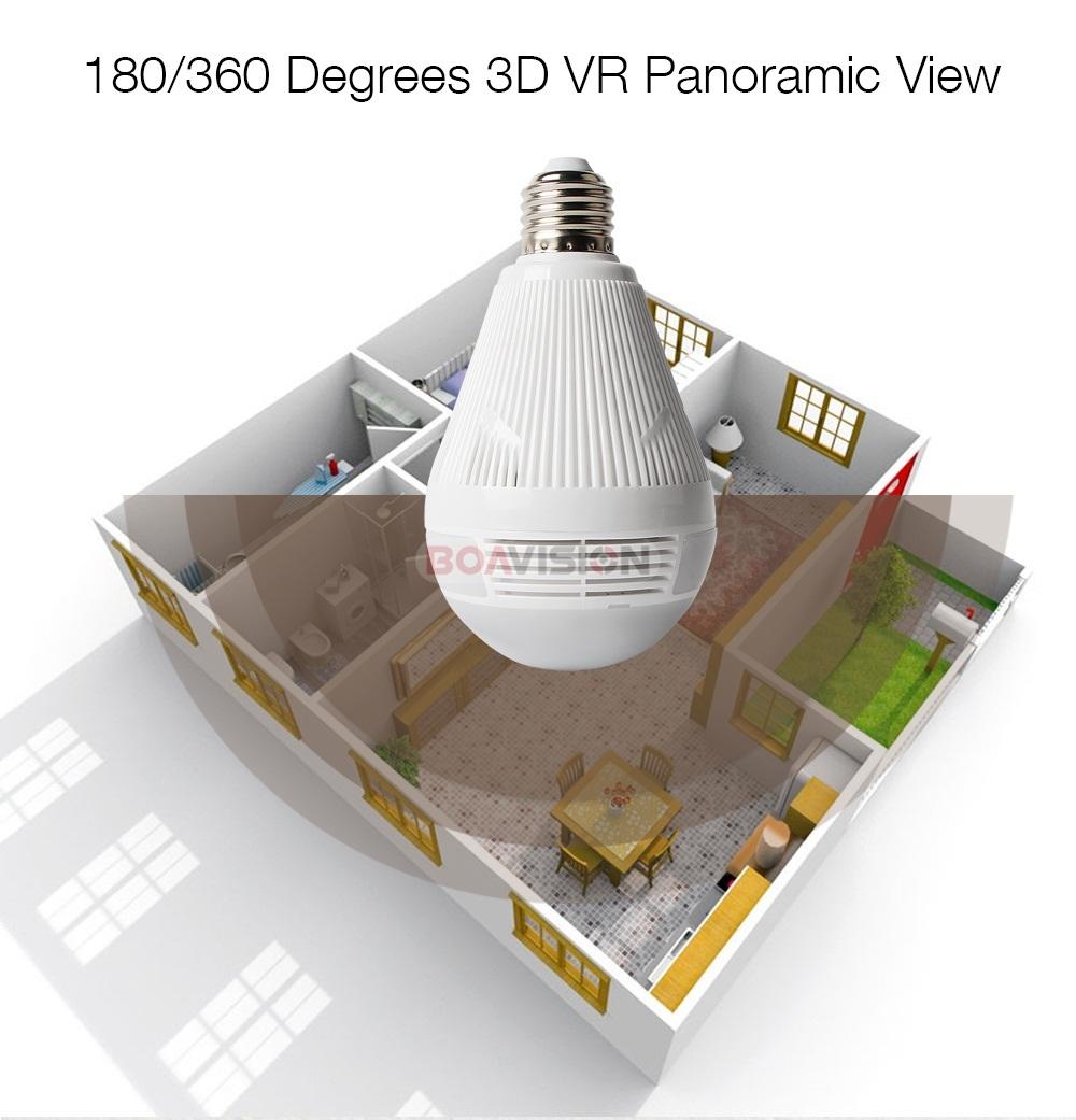 03 Bulb light Camera