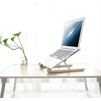 Notebook Bracket Cervical Office Desk Bracket Increased Computer Base Heat Portable Shel ...