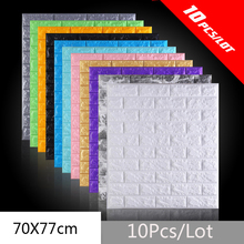 Diy Self Adhesive Waterproof Brick Wallpapers 3d Tv Backgrou