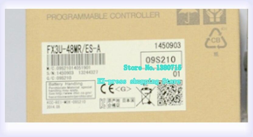 New Original FX3U-16MR/ES-A FX3U-16MT/ES-A FX3U-32MR/ES-A FX3U-32MT/ES-A Boxed