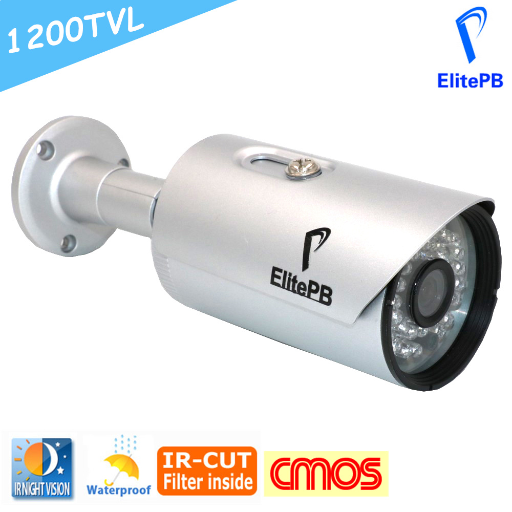 Pengbo Security CCTV camera 1/3'' analog 1200TVL IR Cut Day/Night Vision Outdoor Waterproof Bullet Camera Surveillance hd bullet outdoor mini waterproof cctv camera 1200tvl ir cut night vision camara video surveillance security camera