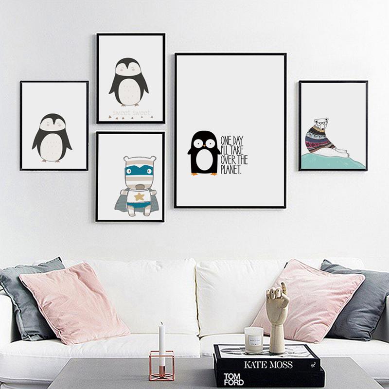 ijsbeer posters-koop goedkope ijsbeer posters loten van chinese, Deco ideeën